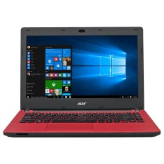 "Notebook Acer Aspire E Intel Celeron N3050 2GB de RAM eMMC 32 GB 14"" Windows 10 ES1-431-C3W6"