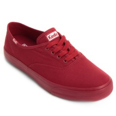 Tênis Keds Feminino Casual Double Dutch Monocrome