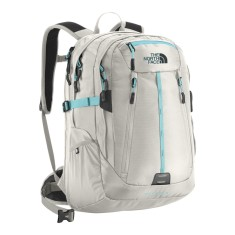 Mochila The North Face com Compartimento para Notebook 27 Litros Surge II Charged Feminina