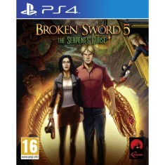 Jogo Broken Sword 5 The Serpent's Curse PS4 Deep Silver
