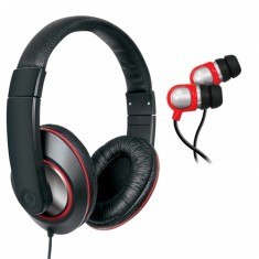 Headphone com Microfone Isound DGHP-4004