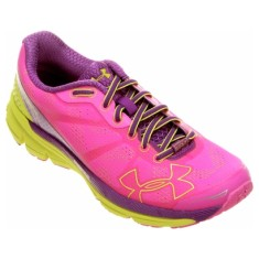 Tênis Under Armour Feminino Corrida Charged Bandit