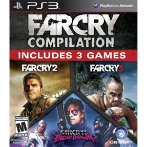 Jogo Far Cry: Compilation PlayStation 3 Ubisoft