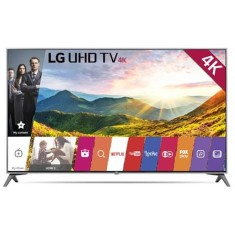 "Smart TV TV LED 49"" LG 4K HDR Netflix 49UJ7500 4 HDMI"