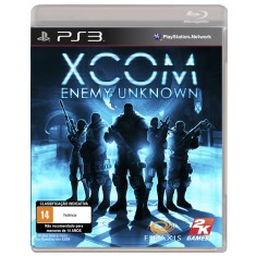 Jogo XCOM: Enemy Unknown PlayStation 3 2K