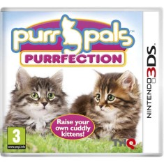 Jogo Purr Pals: Purrfection THQ Nintendo 3DS