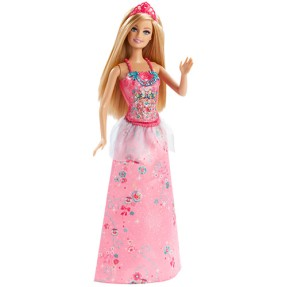 Boneca Barbie Mix Match Princesa BCP17 Mattel