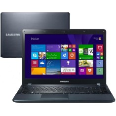"Notebook Samsung ATIV Book 2 Intel Core i5 4210U 4ª Geração 8GB de RAM HD 1 TB 15,6"" GeForce 710M Windows 8.1 270E5J-XD1"