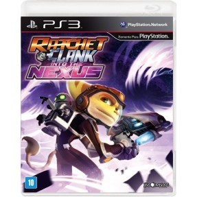 Jogo Ratchet & Clank: Into the Nexus PlayStation 3 Insomniac