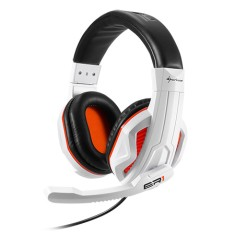 Headset com Microfone Sharkoon Rush ER1