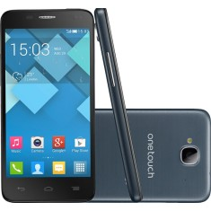 Smartphone Alcatel One Touch Idol Mini 8GB 6012D 5,0 MP 2 Chips Android 4.2 (Jelly Bean Plus) 3G Wi-Fi