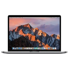 "Macbook Pro Apple Intel Core i7 16GB de RAM SSD 256 GB Tela de Retina 15,4"" Radeon Pro 450 Mac OS Sierra MLH32BZ/A"