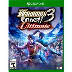 Jogo Warriors Orochi 3 Ultimate Xbox One Koei