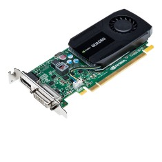 Placa de Video NVIDIA Quadro K420 1 GB DDR3 128 Bits PNY VCQK420-PORPB