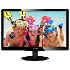 "Monitor LED 19,5 "" Philips 200V4LSB"