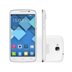Smartphone Alcatel One Touch Pop C7 4GB 7040D 5,0 MP 2 Chips Android 4.2 (Jelly Bean Plus) Wi-Fi 3G