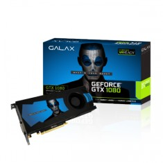 Placa de Video NVIDIA GeForce GTX 1080 8 GB GDDR5X 256 Bits Galax 80NSJ6DHK5VT