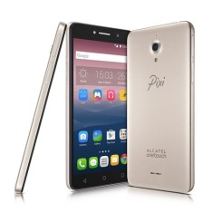 Smartphone Alcatel Pixi 4 OT8050 8GB 8,0 MP 2 Chips Android 5.1 (Lollipop) 3G